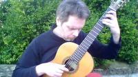 SAGRERAS 沙格拉斯古典吉他教程 1-4