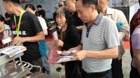 安徽汇诚精工烙馍机单饼机展会现场人气爆棚了!
