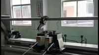 长钢丝折弯设备双头线材成型机贝朗自动化倾情推出