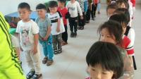 晨光小博士礼仪幼儿园标准化流程排队入厕环节