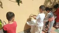 晨光小博士礼仪幼儿园标准化流程洗手环节