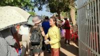 柬埔寨高棉村