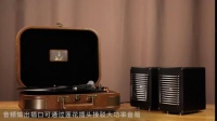 黑胶机使用说明视频