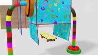 学习颜色与儿童唇膏惊喜玩具 (3)(1)