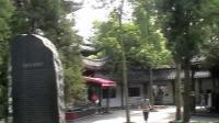 14杭州西湖风光岳庙《鹤之》