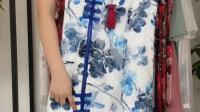 《花之晨》短款旗袍10件499