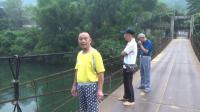 2019年5月20日南宁老友鬼車友群到那岸村.仑屯岛过侬垌节3