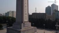 大疆晓spark航拍八一起义纪念塔