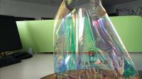 PVC Symphony shopping bag