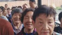 2019年5月18日下午,我们弋阳老年游客到墨戎苗寨一游。(姚志龙拍摄)