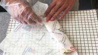 30*30cm防油纸包鸡肉卷