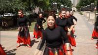 爱剪辑-旭日上城一区舞蹈队表演《书简舞》2