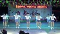 丰田坡舞蹈队《朋友的酒》2019白坭村年例广场舞联欢晚会