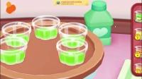 宝宝巴士奇妙屋 跟着妙妙学习制作甜品布丁 亲子游戏