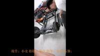 汽车底盘-鼓式制动器(拆)