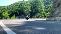 安徽在水一方车友会 骑行马丁公路 摩托车 骑行
