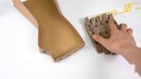 牛人用硬纸板制作复仇者联盟中灭霸手套,这动手能力不得不佩服