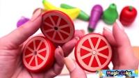 彩虹水果盘真美味!变变形警车珀利  超级飞侠 宝宝巴士儿歌