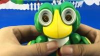熊二给大家带来的开心娃玩具 智能开心娃拆箱测试
