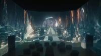 v288 2k画质超震撼大气科幻未来外太空星球外星空间移动 演艺舞台酒吧夜店晚会视频LED大屏幕VJ素材大屏幕背景 儿童节 六一