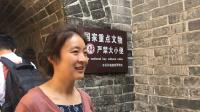2019年5月26日游览八达岭水关长城