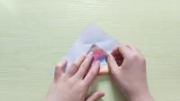 【香香手工】折纸双层收纳盒