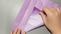【香香手工】折纸文具盒