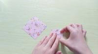 【香香手工】折纸小床铺