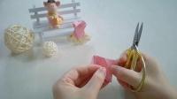 【香香手工】折纸小裙子 (0)