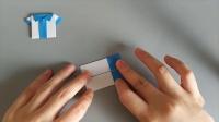 【香香手工】折纸校服