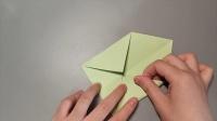 【香香手工】折纸旋转陀螺