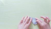 【香香手工】折纸钻石