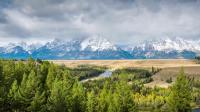Portraits of Grand Teton and Yellowstone National Parks HD 1080p