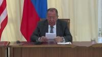 Пресс-конференция Сергея Лаврова и Майка Помпео, Сочи [2019.05.14]