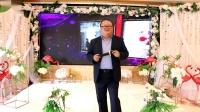 邓龙杨鹏飞婚礼视频