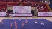 宁国市幼儿园2019届体操队参加全国幼儿基本体操比赛现场视频