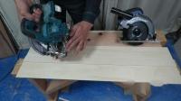 【DIY简介】使用圆锯,使用单板导向器进行纵向工作【DIY入門】丸ノコを使いこなす2 直進用ベニヤガイドで縦挽き