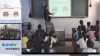 人教2011課標版生物七下-4.3.2《發生在肺內的氣體交換》教學視頻實錄-王江存