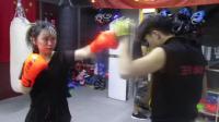 上海王敏拳击之看啥,就是重哈