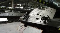 冷战德国VT 1-2双管试验坦克