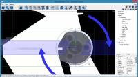 Phoenix Builder使用方法 -直升机造型基本方法演示