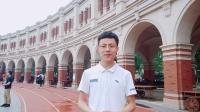 天津外国语大学学生,用法语带你了解南开之父张伯苓