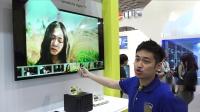 Smart TV 有了 Qmedia,欢乐源源不绝|QNAP 2019 Computex