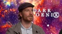 Michael Fassbender and James McAvoy Talk DARK PHOENIX