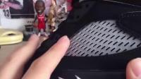AJ5黑银 OG Metallic 乔5黑银老屁股篮球鞋 845036-003 顶配鞋子到底怎么样?来看get版对比就知道了