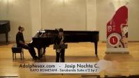 JOSIP NOCHTA COMPETITION - KAYO KOMETANI - Sarabanda Suite nº2 by J.S. Bach