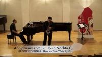 JOSIP NOCHTA COMPETITION - KRZYSZTOF GUNKA - Quarter Tone Waltz by Gordan Tudor
