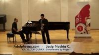 JOSIP NOCHTA COMPETITION - KRZYSZTOF GUNKA - Divertimento by Roger Boutry