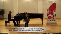 JOSIP NOCHTA COMP -KAYO KOMETANI - Prelude Cadence et Finale by Alfred Desenclos