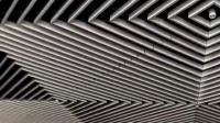 宏铝建材-铝方通安装吊顶